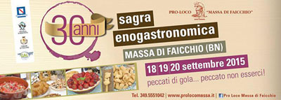 30^ Sagra Enogatronomica