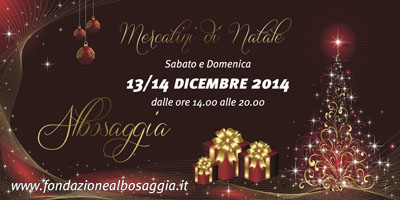 Mercatini di Natale presso Albosaggia (SO)