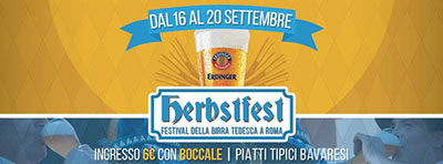 Herbstfest - Festival della Birra Tedesca