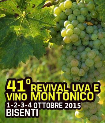41^ Revival Uva e Vino Montonico