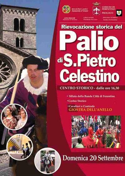Palio di San Pietro Celestino