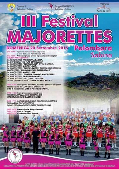 3^ Festival Majorettes