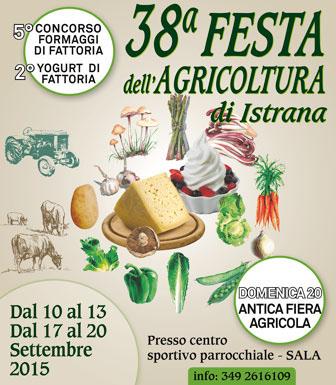 38^ Festa dell'Agricoltura