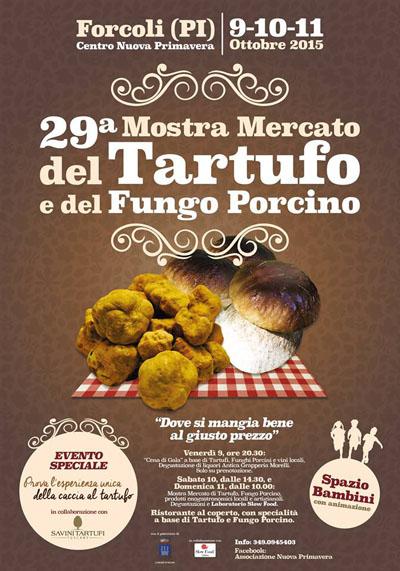 29^ Mostra Mercato del Tartufo e del Fungo Porcino