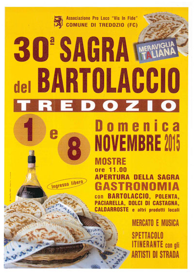 30^ Sagra del Bartolaccio