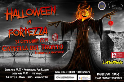 Halloween in Fortezza