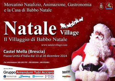 Natale Village, Il villaggio di Babbo Natale