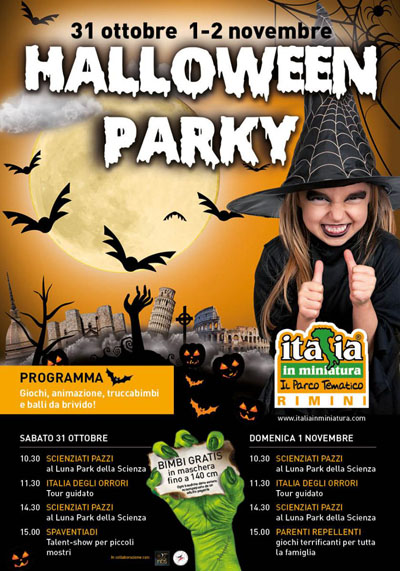 Halloween Parky
