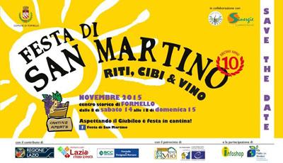 10^ Festa di San Martino