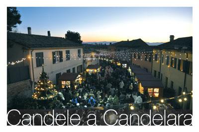 12^ Candele a Candelara