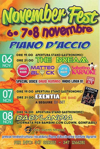 November Fest