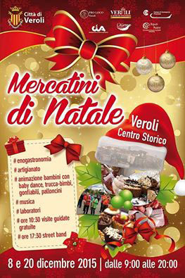 Mercatini di Natale a Veroli