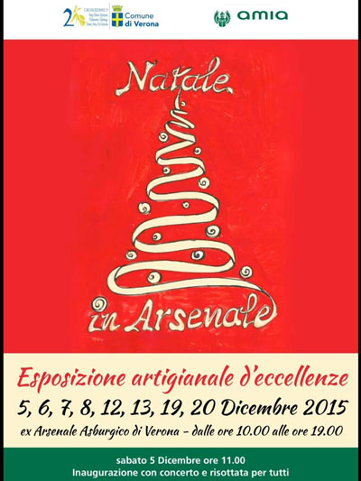 Natale in Arsenale