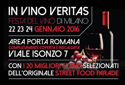 In Vino Veritas - La Festa del Vino a Milano