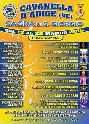 Sagra di Cavanella d'Adige 2016