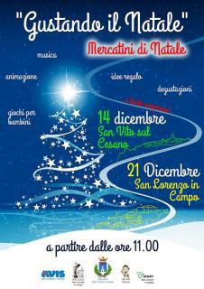 Mercatini di Natale a San Vito sul Cesano