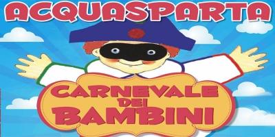 Carnevale dei Bambini di Acquasparta 2017