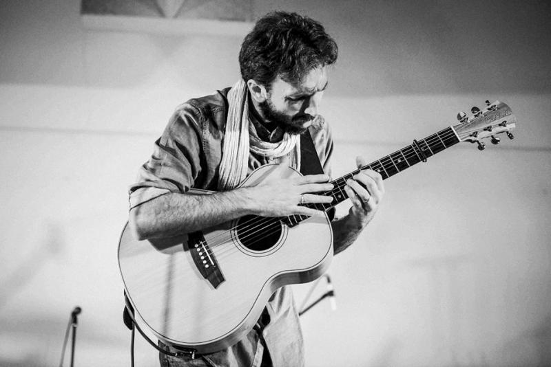 Luca Francioso - Live con chitarra
