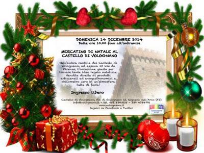 Mercatini di Natale a Rignano sull'Arno