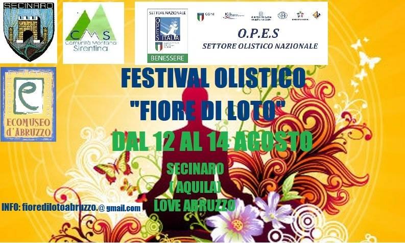 Festival Olistico Fiore di Loto