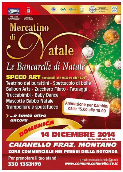 Mercatini di Natale a Caianello