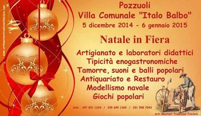 Natale in Fiera a Pozzuoli
