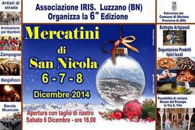 Mercatini di San Nicola a Luzzano
