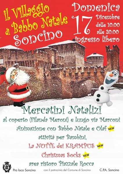 Natale a Soncino