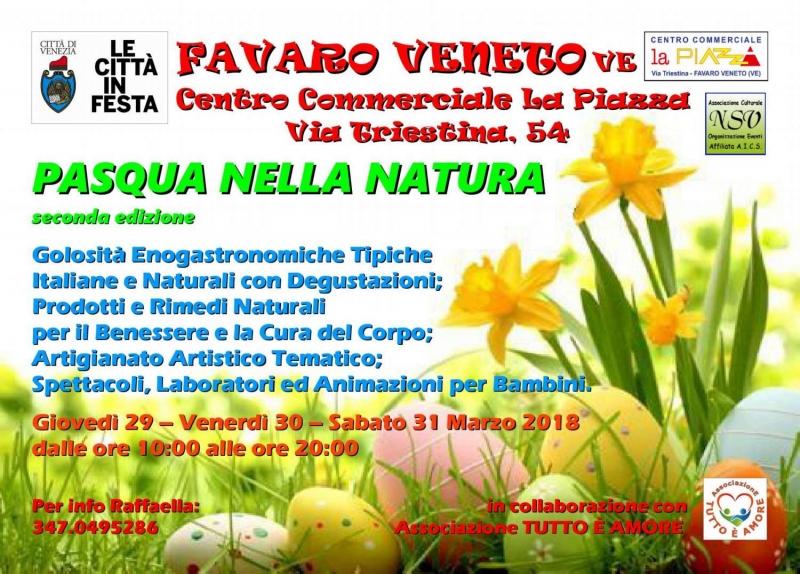 Pasqua nella Natura - II^ edizione