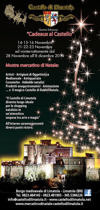Cadeaux al Castello a Limatola