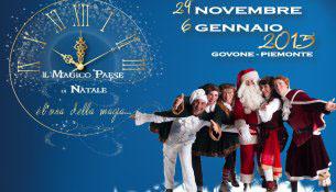 Magico Paese di Natale a Govone