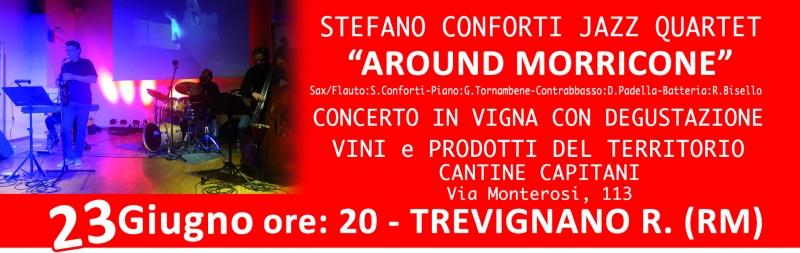 Concerti in Cantina: Around Morricone
