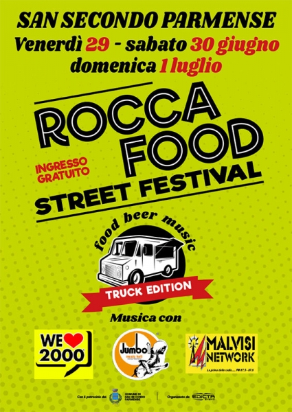 Rocca Food Street Festival