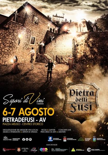 PIETRA DELLI FUSI - Sapori DiVini V edizione