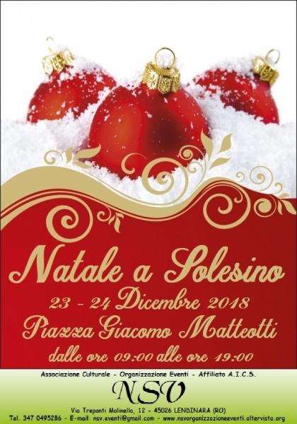 Natale a Solesino