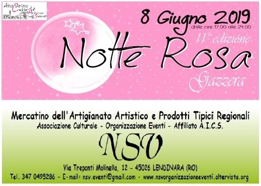 Notte Rosa Gazzera