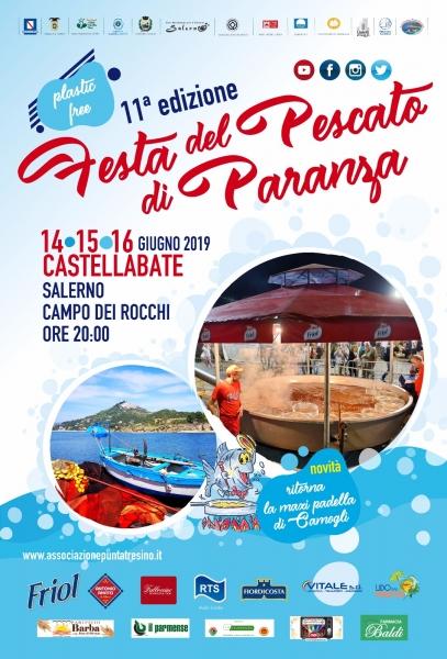 locandina festa del pescato 2019