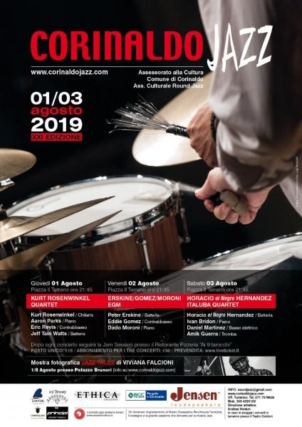CORINALDO JAZZ 2019 -21° EDIZIONE