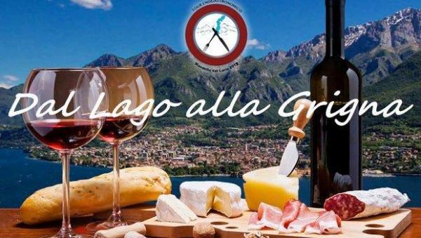 Tour Enogastronomico 'Dal Lago alla Grigna'2019