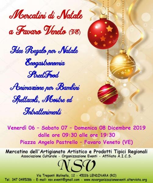 Mercatini di Natale a Favaro Veneto