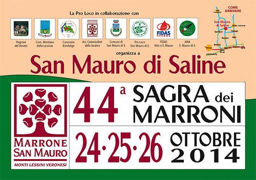 Sagra dei Marroni di San Mauro