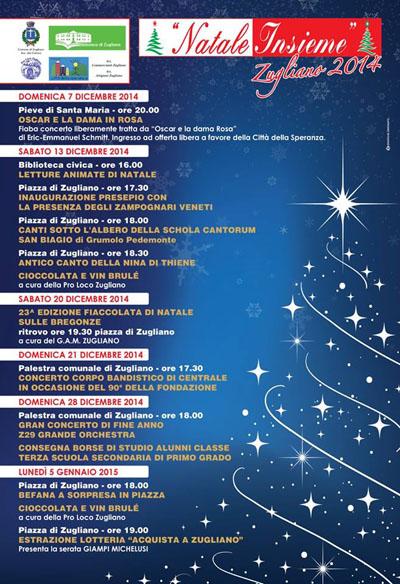 Natale Insieme a Zugliano