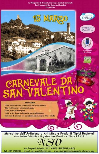Mercatino del Carnevale da San Valentino