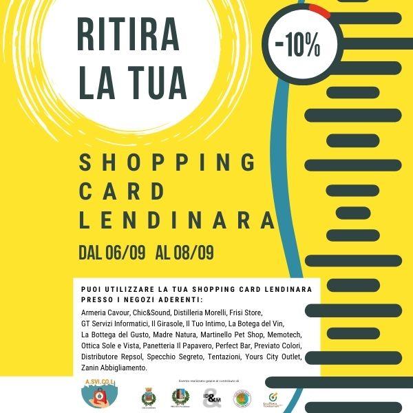 Shopping Card Lendinara