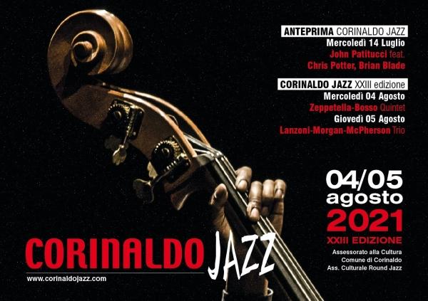 CORINALDO JAZZ 2021 - XXIII edizione