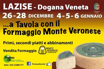 ...a tavola con il Formaggio Monte Veronese