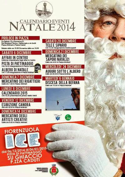 Natale 2014 a Fiorenzuola d'Arda