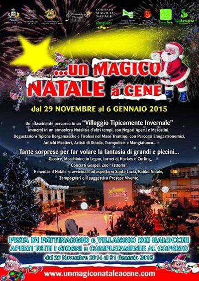 ...un Magico Natale a Cene