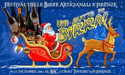 Festival delle Birre Artigianali a Firenze