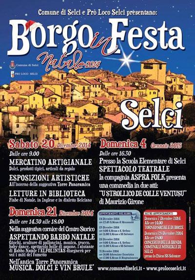 Borgo in Festa a Selci
